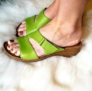 Gorgeous St. John's Bay Sandals
